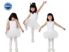 Costume tutu' Ballerina classica bianco danza ballo per Bambina carnevale Atosa