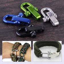 Halo Master Chief Gamers Paracord Bracelet Bracelet Survie EDC de Noël
