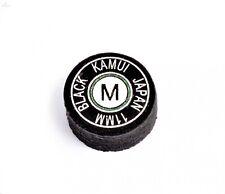 Kamui Black Mehrschicht Billard Snooker-Leder, 11mm M und MH