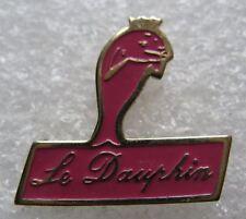 Pin's Animal Le DAUPHIN Rose  Fushia  #A3