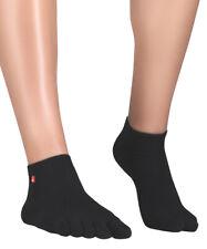 Knitido Zehensocken Track and Trail Ultralite. dünne Sport-Sneaker aus Coolmax®