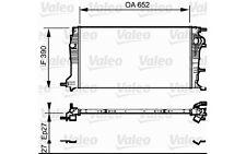 Engine Cooling Radiator Renault Megane 2.0 dCi,1.9 dCi VALEO 735182