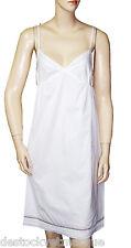 Robe bretelles blanche LOLA ESPELETA femme