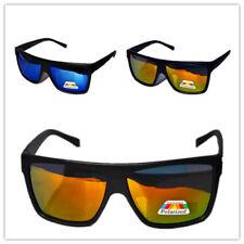 Mirror Polarized Fashion Free Postage Fishing Polarised Square Sunglasses 522R