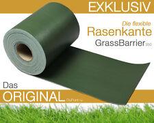 Flexible Rasenkante - Grass Barrier Beeteinfassung Umrandung Rand Geotextil
