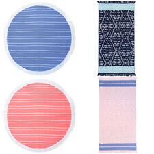 Bambury Express Kai Standard & Horizon Round Beach Towel