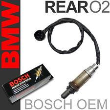 BMW Oxygen Sensor Rear/Downstream/Post Left / Right Genuine Bosch OEM Plug O2 02