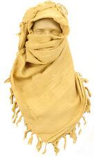 NUOVO Regno Unito British Army Issue Desert Tan Shemagh velo, velo faccia, panno di cotone