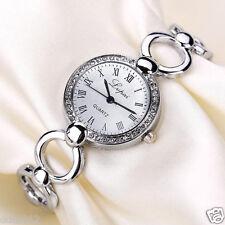 LVPAI Luxury Womens Ladies Bling Crystal Analog Quartz Dress Wrist Watches Gifts