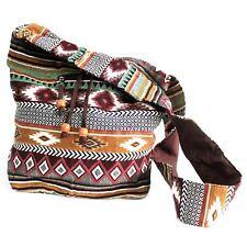 Jacquard Nepal Sling Bag, Student Bag, Boho Chic, Hippy, Festival Bag Bohemian