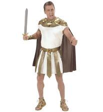 Men's Carnival Costume Gladiator Roman Ps 22852