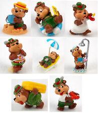 Überraschungsei Figuren Top Ten Teddies Traum Urlaub Auswahl UeEi Bären