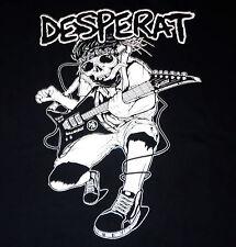 Desperat shirt / New / S , M , L , XL , XXL (Black) Punk rock / Hardcore