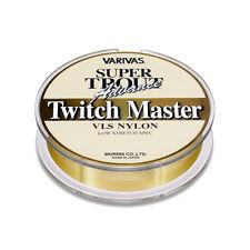 * VARIVAS SUPER TROUT Advance Twitch Master. 100m Nylon Line Color:Stats Gold