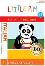 Little Pim: Learn Italian Dvd/Pl, Acceptable DVD, ,