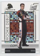 2008 Press Pass Premium #89 Sam Hornish Jr Jr. Rookie Racing Card