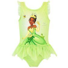 Disney Tiana Swimsuit   Kids Princess and The Frog Bather   Disney Swimwear