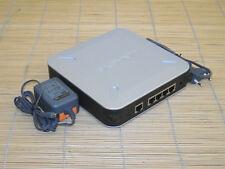 Cisco Linksys RVL200 4-Port SSL/IPsec VPN Router