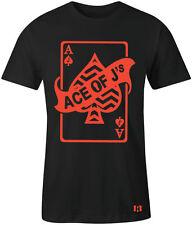 """ACE OF J's"" T-Shirt to Match Retro 12 ""Max Orange"" Low"