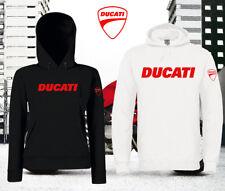 Felpa con cappuccio DUCATI - Ducati Corse - MOTO GP - Replica - Adulto e Bambino