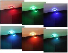LED RGB Unterbauleuchten Möbel- und Vitrinenleuchte Regalbeleuchtung Mod. 2118