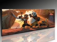 Impresión artística,Kung-Fu Panda,Mural,Foto en lienzo,