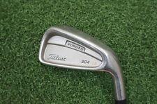 Titleist 804.OS Forged 4 Iron Steel Shaft Regular Flex  229748 Used Golf