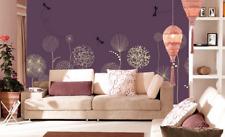3D Purple Simple 877 Wall Paper Murals Wall Print Wall Wallpaper Mural AU Kyra