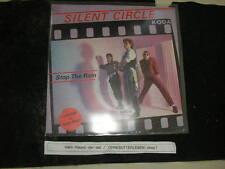 "7"" Pop Silent Circle - Stop The Rain (red vinyl) BLOW UP"