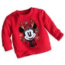Disney Store minnie mouse Bebe Invierno Jersey Niña Talla 0 3 6 9 12 Meses
