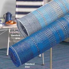 Zelt Teppich Arisol Standard 250x500 Farbe Grau oder Blau für Camping Outdoor