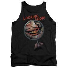 Batman DC Comics Superhero Joker Looking Good! Adult Tank Top Shirt