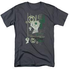 Green Lantern Core Strength T-shirts & Tanks for Men Women or Kids