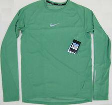 New Nike AeroReact Long Sleeve Running Top Men Sz S/M 683910 $100