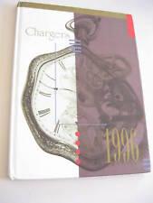 1996 Yearbook Cholla Middle School Arizona CHARGERS AZ Memorabilia Hardcover