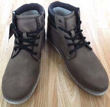 Men Orthopaedic Diabetic Walk Boots Shoes Hike Trekking Lightweight Trail Size