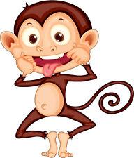 Adesivo bambino Scimmia ref 3596