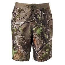 NEW Men **M* or *XL* REALTREE Camouflage Camo Cargo Swim Board Shorts APG 869642