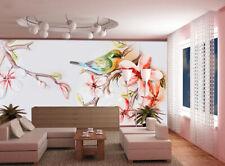 3D Hiver Jasmin 11 Photo Papier Peint en Autocollant Murale Plafond Chambre Art