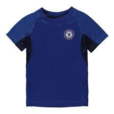 Source Lab Garçon Enfant T-Shirt Haut Col Rond Manche Courte Sports