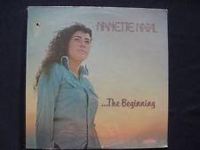 Nanette Natal.... The Beginning super rare vinyl Lp Sealed 1971 Pscyh Rock