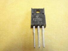 Transistor 2sk2750 MOS N-FET 600v 3,5a 35w 18119-133
