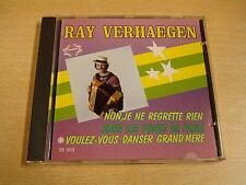 ACCORDEON CD / RAY VERHAEGEN - LES PLUS GRANDS SUCCES VOL.2
