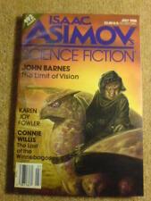 ASIMOV'S (SCI-FI) - JOHN BARNES - July 1988