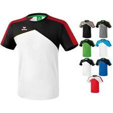 Erima Premium One 2.0 T-Shirt Sportshirt Trainingsshirt Fußball Tennis Herren