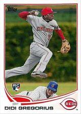 2013 Topps Didi Gregorius #296 Baseball Card RC