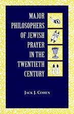 Major Philosophers of Jewish Prayer in the 20th Century-ExLibrary