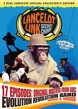 GIFT SET-LANCELOT LINK-SECRET CHIMP BOX SET (DVD) (3DISCS)  CD NEW
