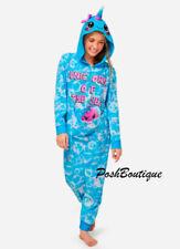 NWT Justice Girls One Piece Narwhal Unicorn Sea PJ Pajamas 6 7 10 12 14 16 20