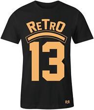 """""""RETRO 13"""" T-SHIRT to Match Air Retro 13 Low """"Chutney"""""""